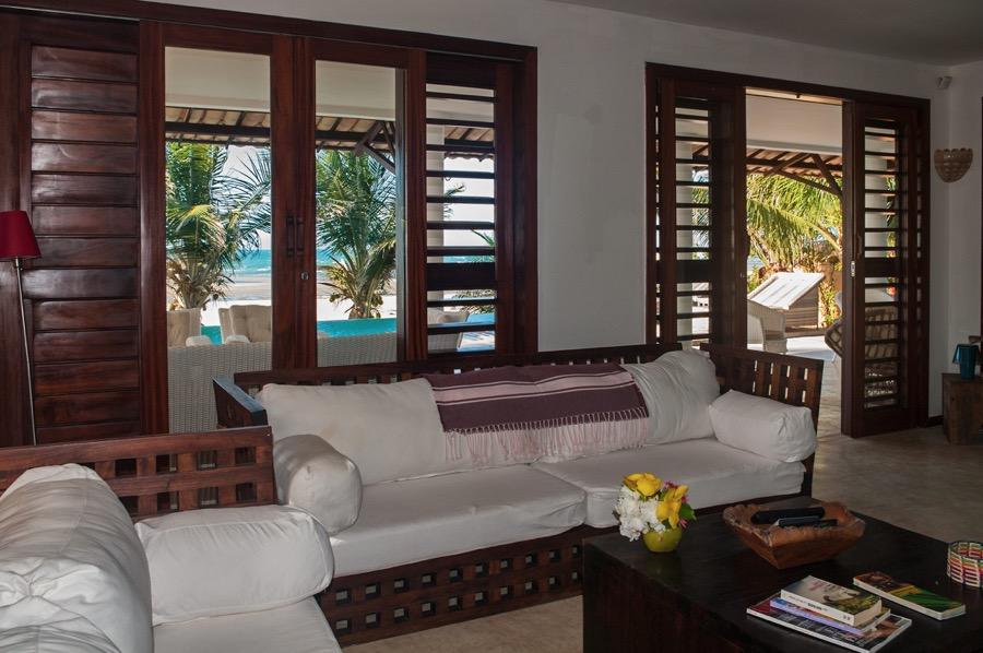 Casa-Branca-Salon-int1- Location Maison Bresil