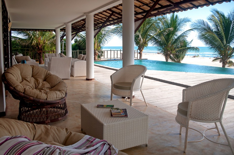Casa-Branca-Terrasse-vue-sur-mer1- Location Maison Bresil