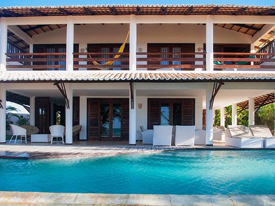 Les villas thentic villas - Villa de vacances exotiques island views ...