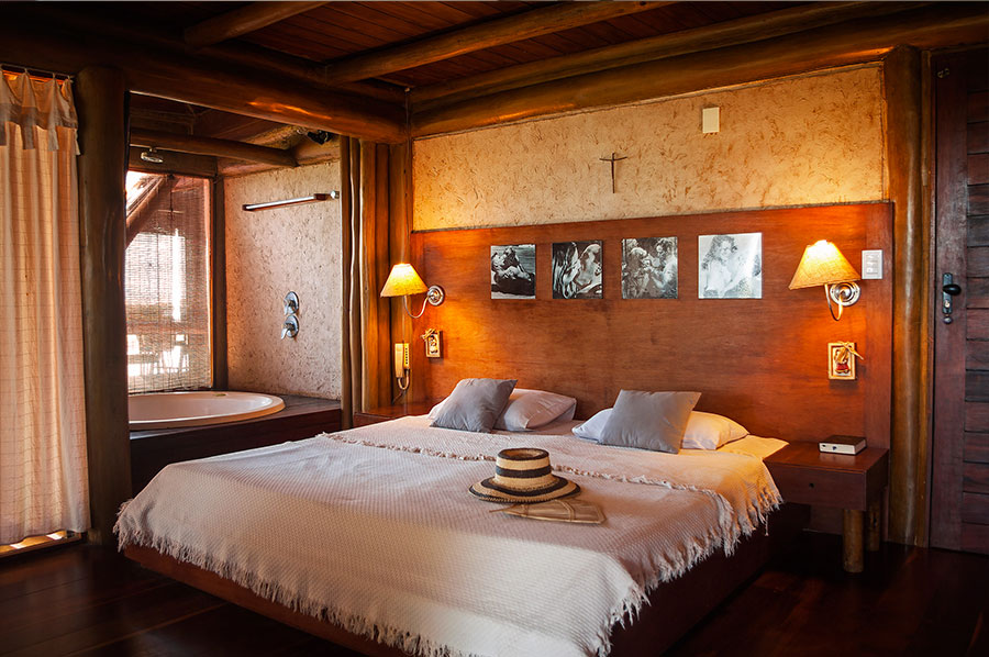 Villa-Oca-do-Caramuru-Chambre-Suite1-Maison à louer