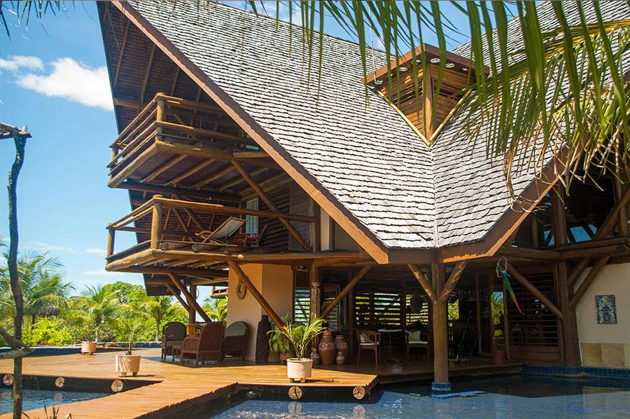 Villa-Oca-do-Caramuru-Extérieur-Maison à louer