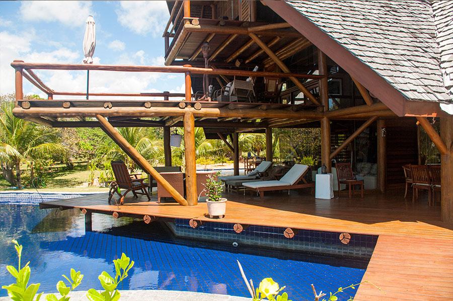 Villa-Oca-do-Caramuru-Extérieur-Terrasse-Maison à louer
