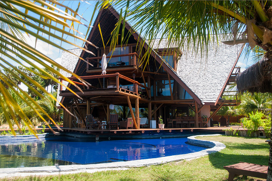Villa-Oca-do-Caramuru-Piscine-Maison à louer