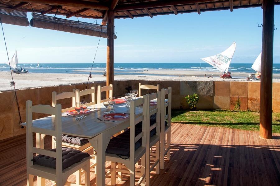 Casa Esmeralda Terrasse vue mer