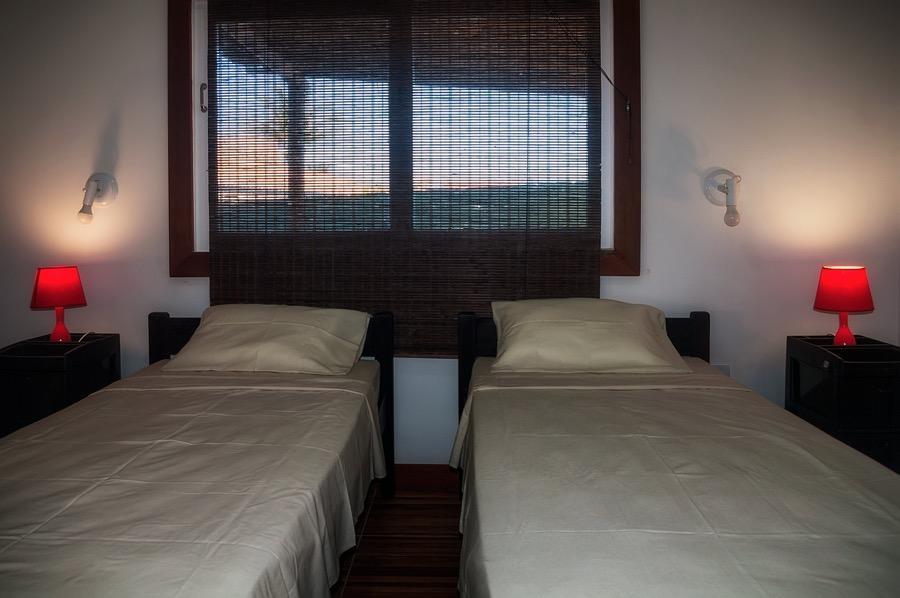 Casa Esmeralda chambre 2
