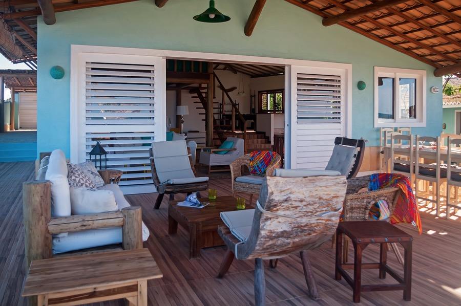 Casa Esmeralda terrasse
