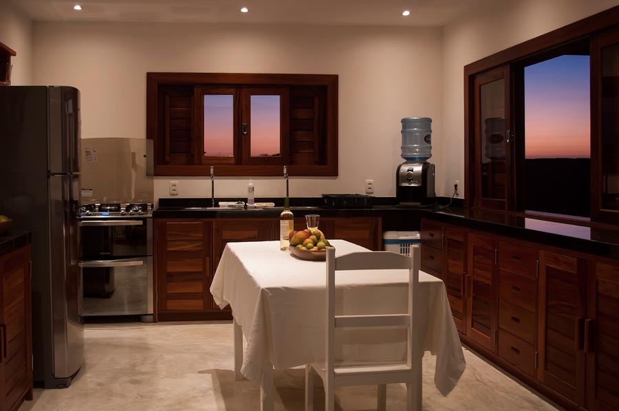 Cuisine Equipee Bis - Othentic-Villa